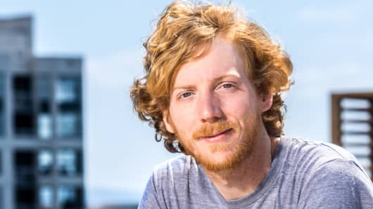 Chris Wanstrath, co-founder and CEO of GitHub